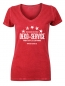 Modisches Gipsy T-Shirt for Ladies mit Druck