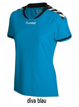 HUMMEL STAY AUTHENTIC Women COTTON TEE