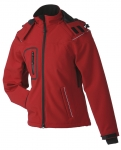Ladies Winter Softshell Jacket