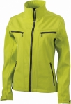 Ladies Tailored Softshell Jacket