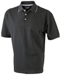 Mens Flag Polo